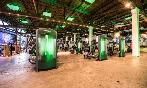 Fitnessstudio Einrichtung fitnessstudio in münster fitnessclub in münster dein sports place
