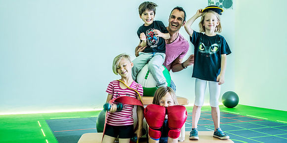 Sports Place Münster, Fitness Studio – Kids Club