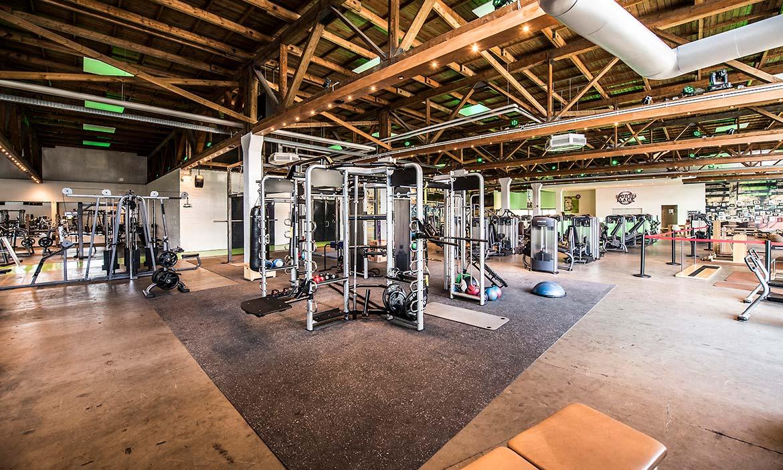 Fitnessstudio in m nster fitnessclub in m nster dein for Salon fitness